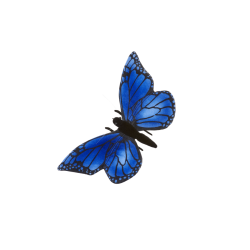 Hansa 6552 Schmetterling 13 cm